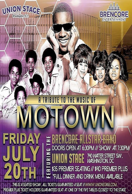 Motown Tribute at Union Stage